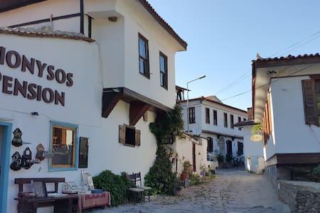 dionysos pension şirince selçuk - Şirince Köyü - Chatka w górach