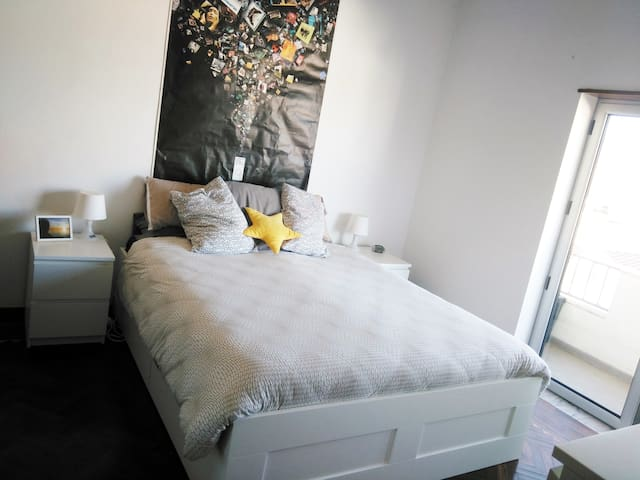 Cozy flat near Fátima/Batalha/Leiria - Porto de Mós - Appartamento