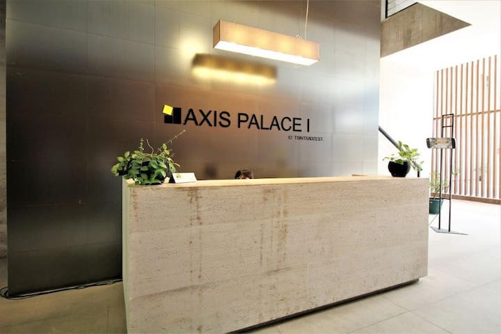APARTMENT IN THE ELITE HOUSE :AXIS PALACE: