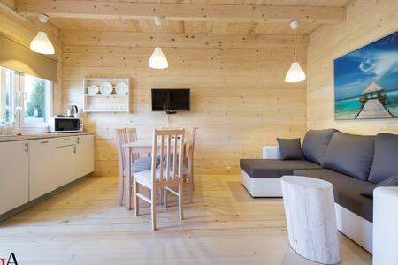 New log cabin ! ;) - Pobierowo