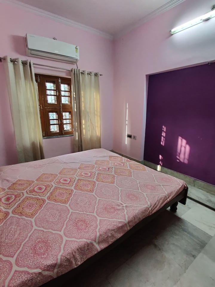 Spacious & Serene 2BHK Portion steps from Ganges