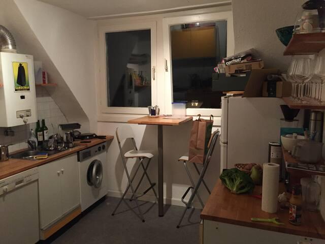 3-Zimmer-Wohnung im Herzen Wittens