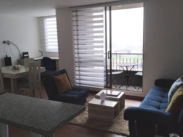 BRAND NEW- Moderno apartamento, zona norte