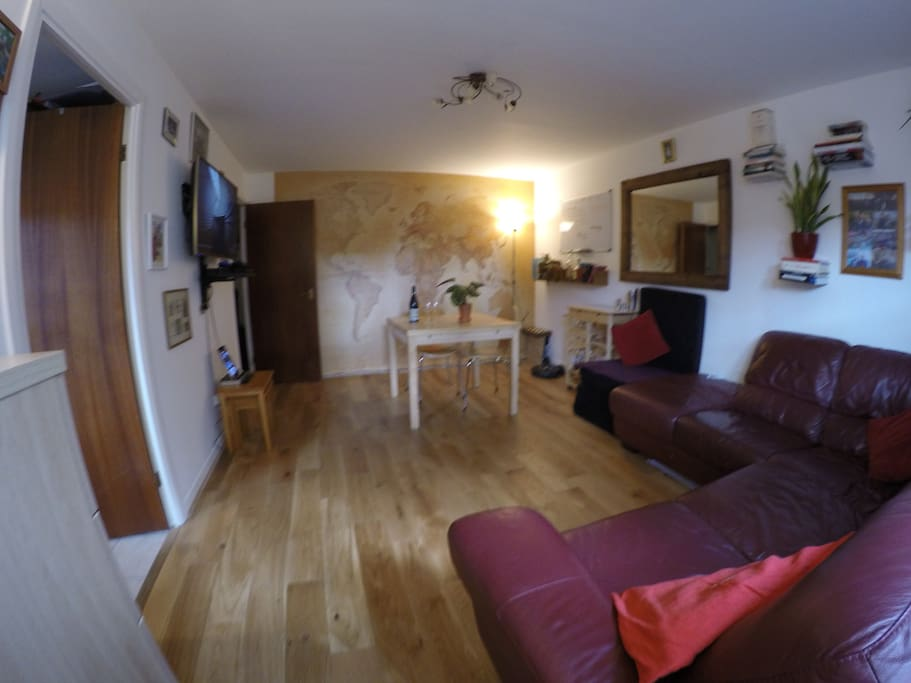 Large new double bedroom flat in central london - Posto letto londra ...