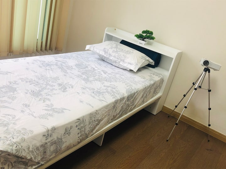 Minimalist Room Near-Hwaesong Fortress