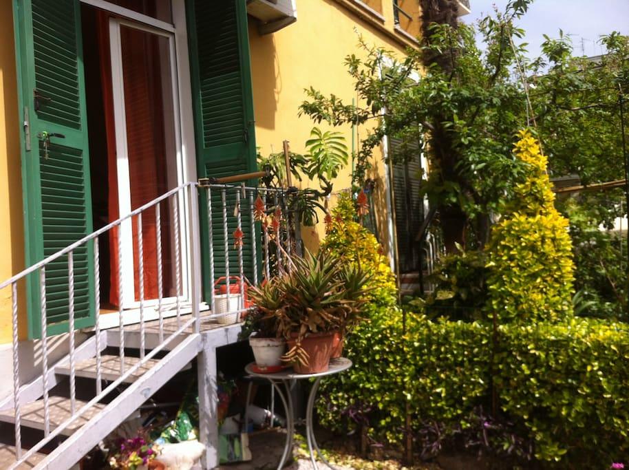 Monolocale a roma zona centocelle appartamenti in for Appartamenti centocelle roma