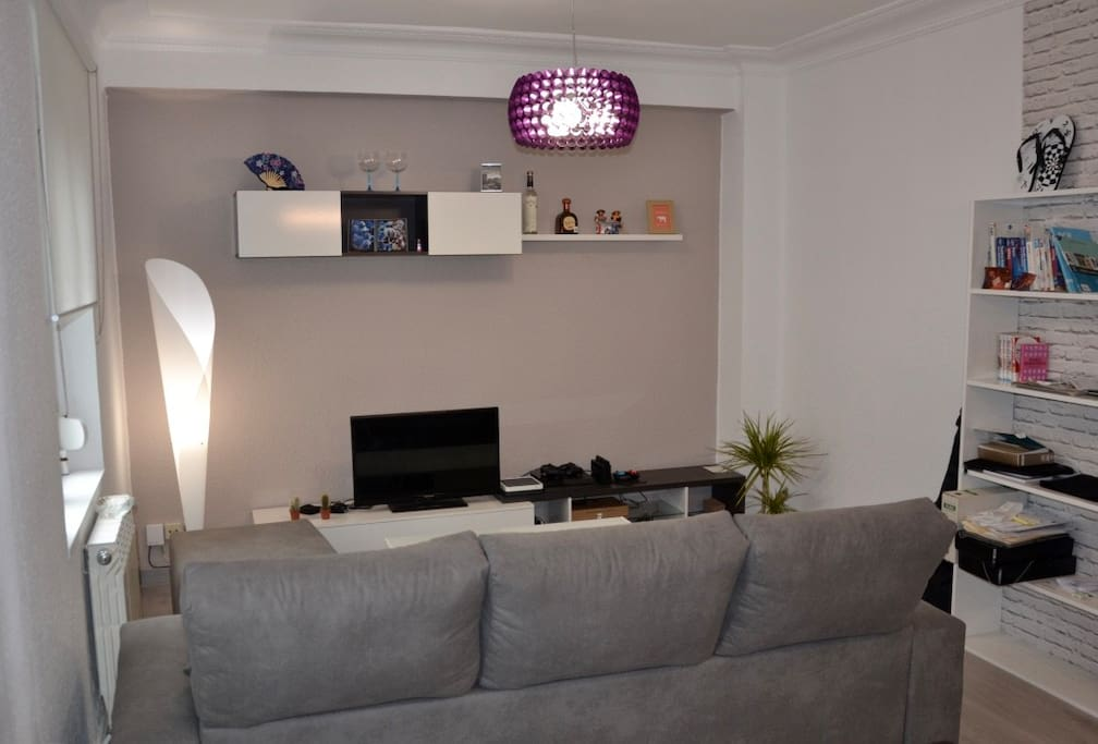 Habitaci n con cama doble cerca centro hist rico - Apartamentos en alquiler en vitoria ...