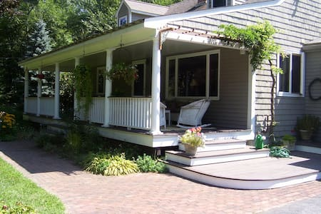 2 Private BRs in cozy cape near historic Concord - Acton - Ev