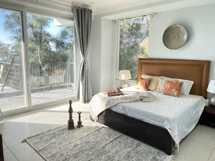 The Koro Nest- Two Bedroom Studio Apartments