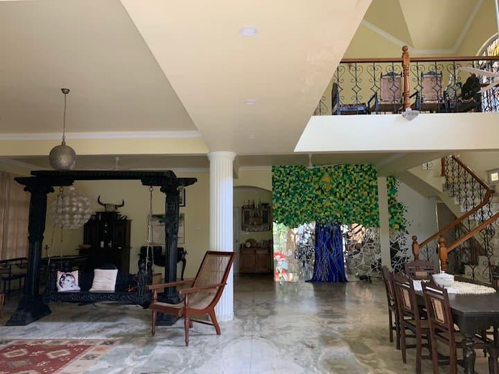 Casa Champa, Luxury Art retreat