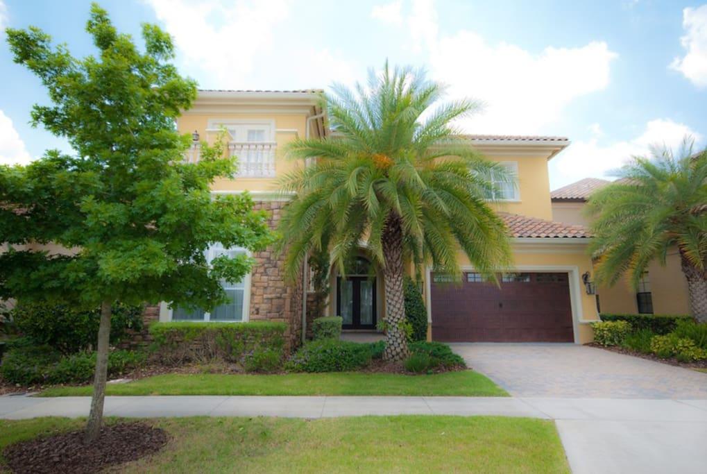 Sweet Home Vacation Disney Rentals Vacation Homes Florida Orlando (JE37928)