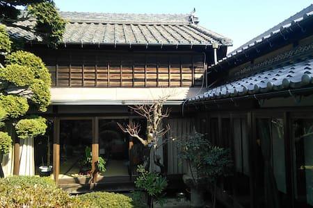 松風の宿 [築150年CAFE併設の和風長屋] - Nabari-city