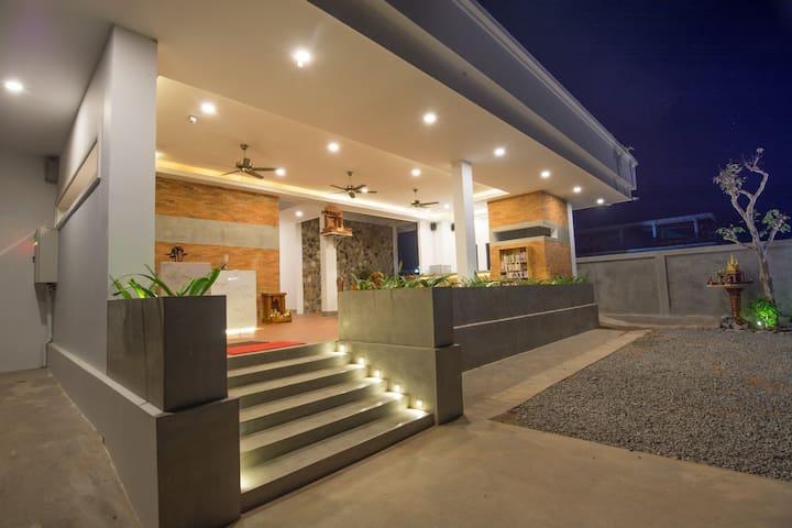 暹粒城市宅邸