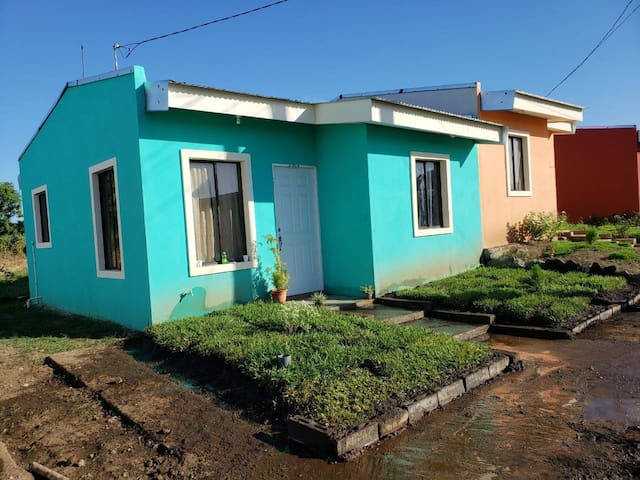Casa Pequeña para Extranjeros NICARAGUA