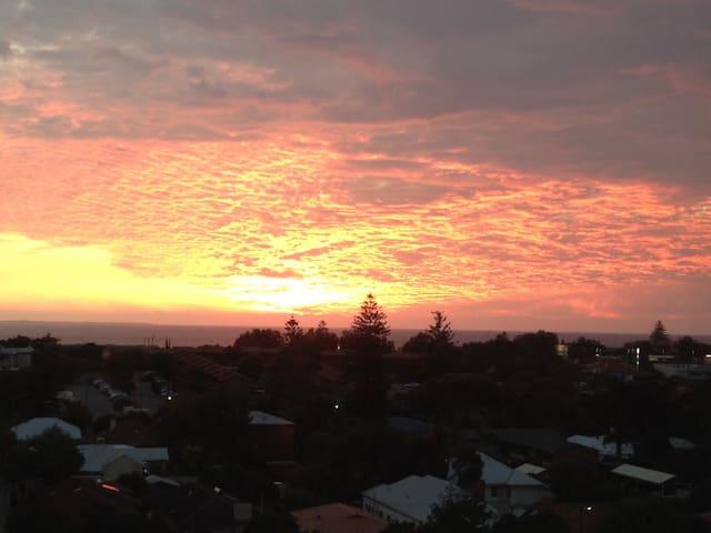 Million dollar views, sunset-stunner.