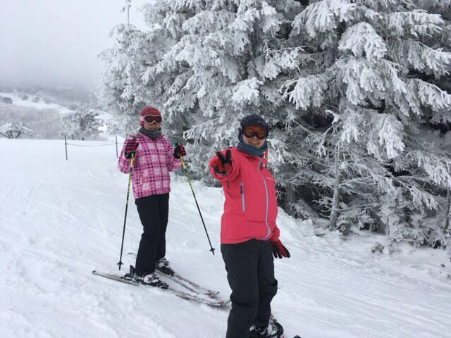 40 minutes by car to the Sugadaira ski resort  菅平高原スキー場まで車で40分 戸隠スキー場まで車で60分