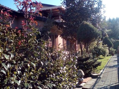 La casa Rosa di Elisa