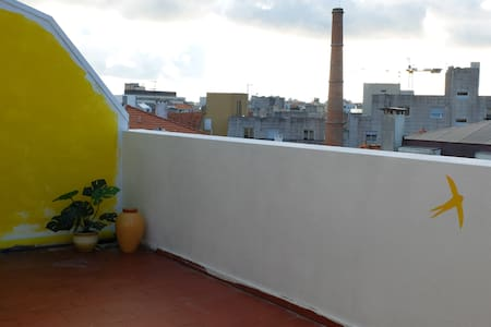 Cozy and Charming Appartment with Terrace - Porto