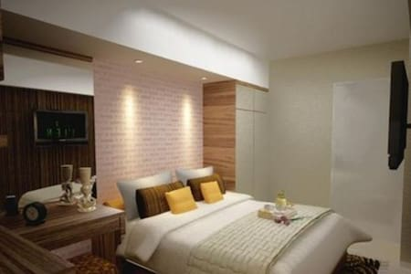Sea view STUDIO Apartement, Near Airport - Penjaringan - 公寓