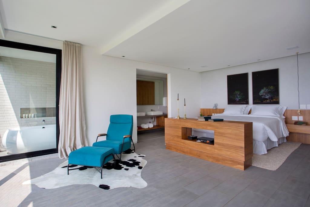 Master 1 suite