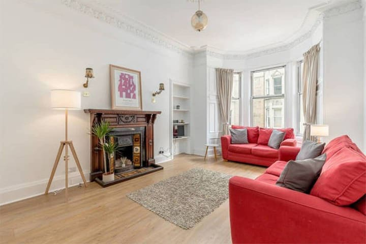 Stylish apartment in fabulous area close to centre