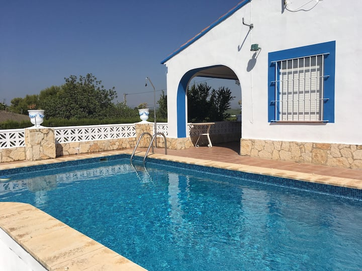 VillaDeseo, a private paradise with own pool