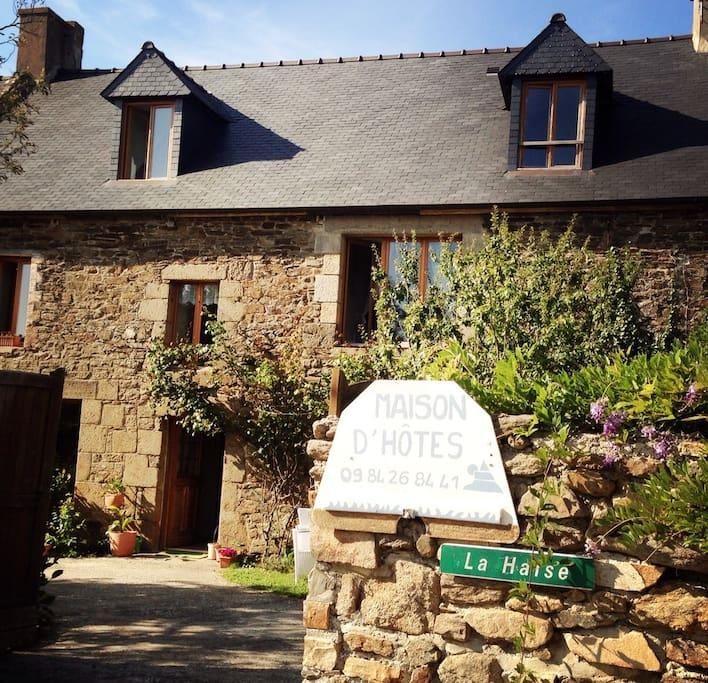 """Maison d'Hôtes """"Le Fort du Guesclin"""""""
