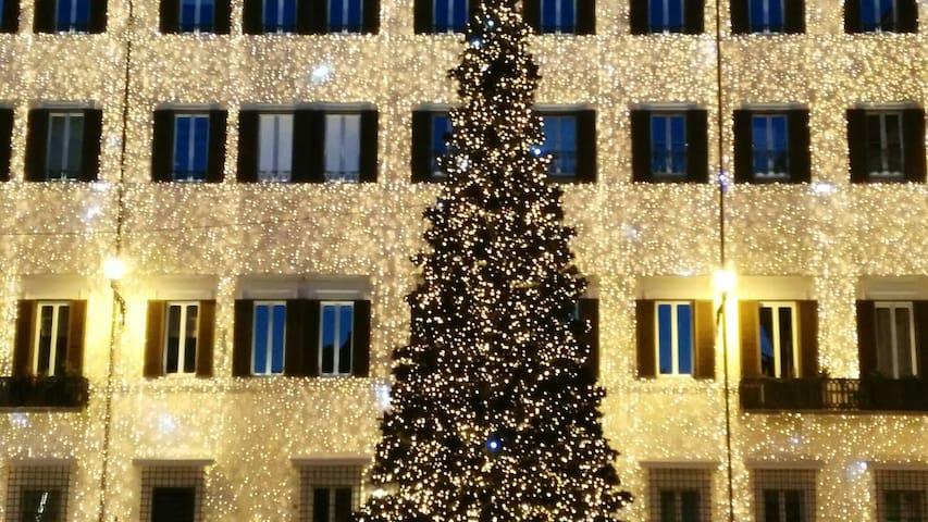 Roma centro  Vaticano San Pietro *Air Conditioning