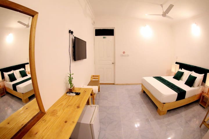 Deluxe Single Room - Maafushi - Guesthouse