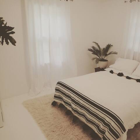 The Getaway Montauk bedroom 1