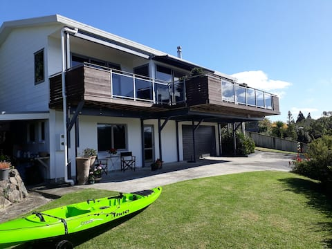 Visiting the Coromandel?  Paradise in Whangamata.