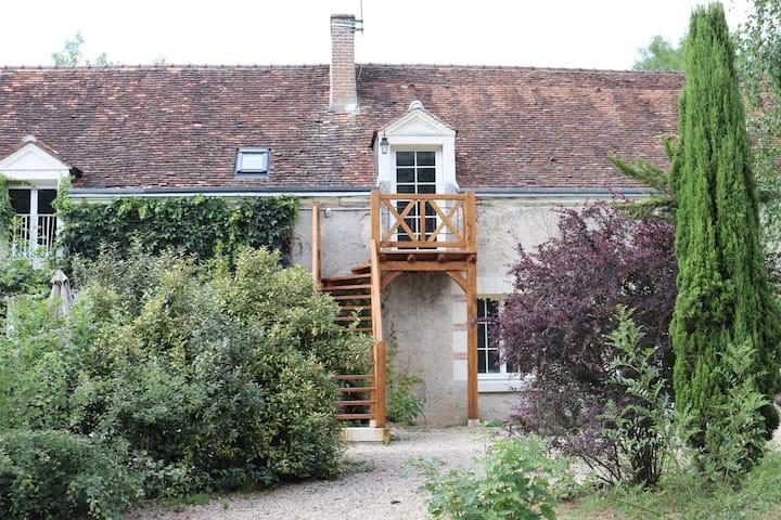 L'Hermine - Le Moulin du Bas-Pezé