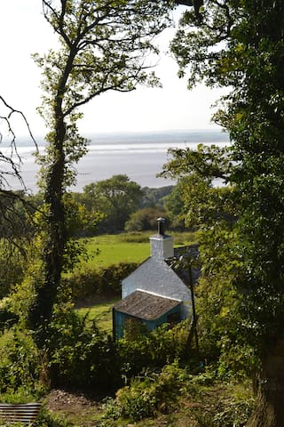 Secluded Cottage with amazing views - Carsluith