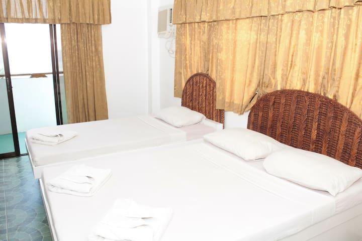 Rattan Room, Baclayon Bed & Breakfast - Tagbilaran - Apartament