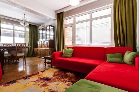 Ankaranin da merkezindeki eviniz - Apartment