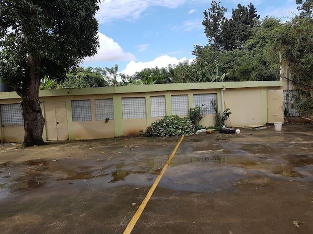 Casa de Campo al lado de rio yuboa - Bonao