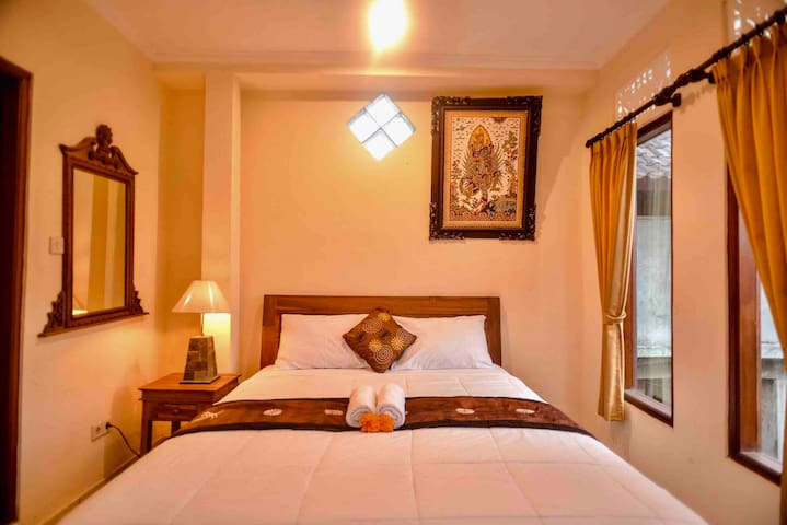 Kamar Suci1- NewRoom in Center of Ubud