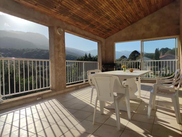 Maison entière Cap Corse