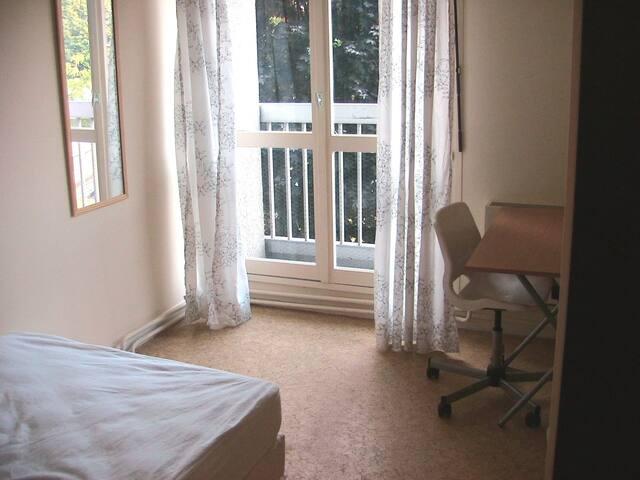 Chambre indépendante dans appartement de 85m²