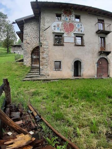 Dimora storica sulla via mercatorum .a