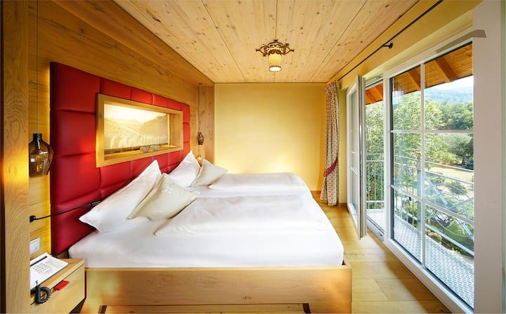 Hotel-Restaurant Rebstock, (Durbach), 12 Schlossberg Studio