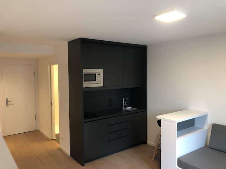 Stylisches Appartement am Oly-Park und an der U3