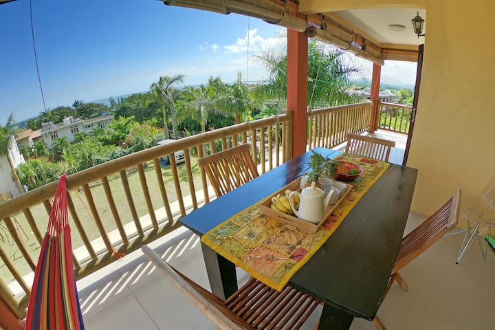 YlangYlang beautiful seaview terrace