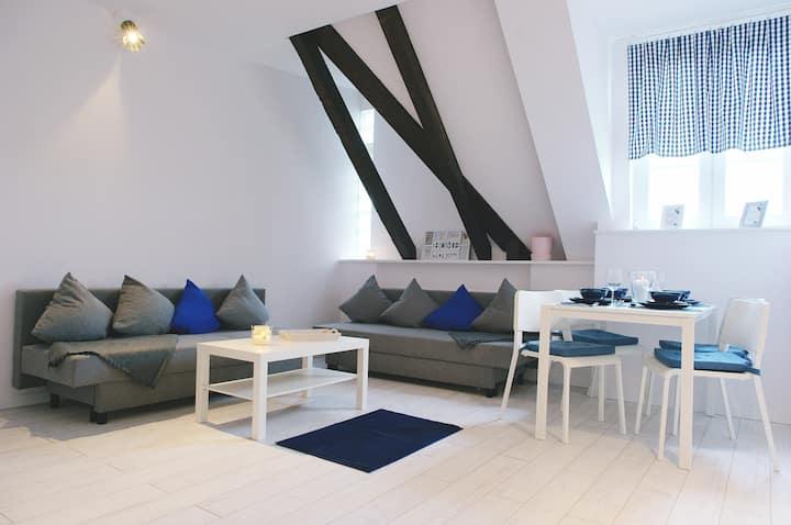 Apartament Lides ul. 3 Maja Gdańsk