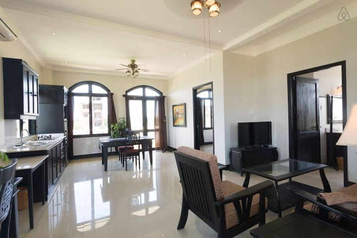 GardenSuite|150m from MY KHE|24/7 BUTLER|Breakfast - Phước Mỹ - Apartment