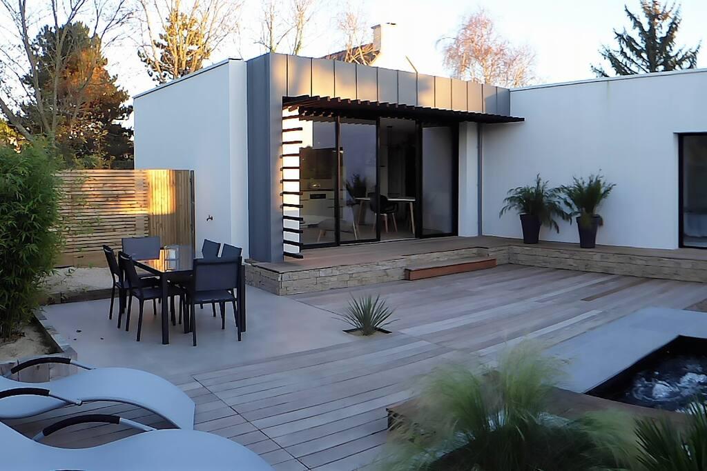 "Mini-villa ""La Trescao"""