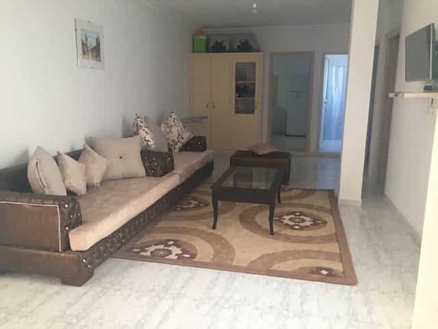 Charmant appartement à Kélibia