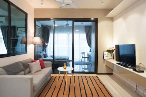 Casa Cinta @ Oasis Ara Damansara   Hi-speed Wi-Fi