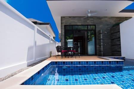 Little Gem 1 bed Private pool Villa Rawai Beach