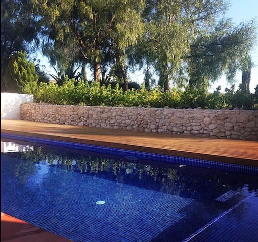 Exceptional rural family house - Guardiola de Font Rubi - Huis